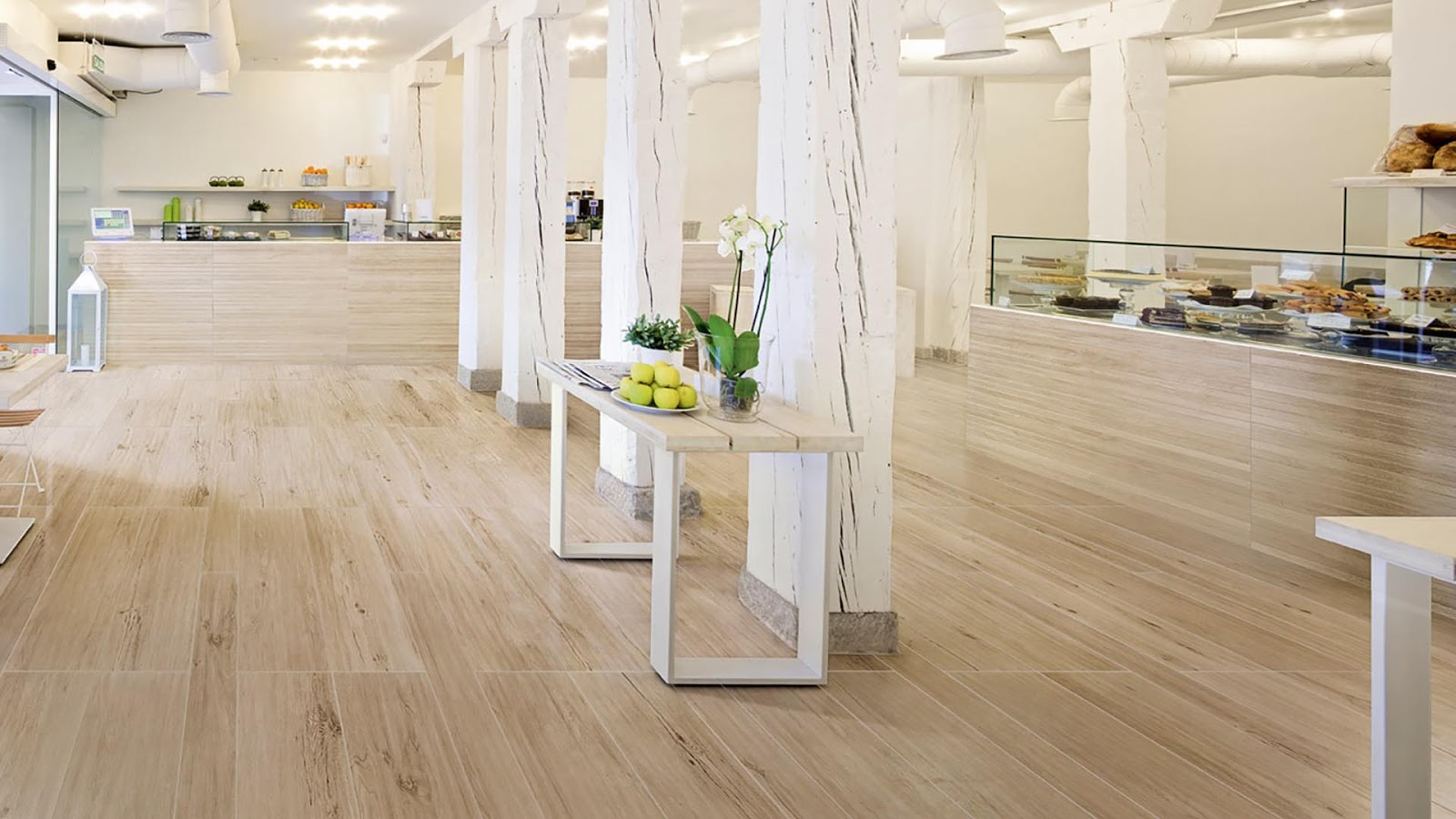 Wood Finish Tiles Root And Vibe Collection Floor Amp Wall