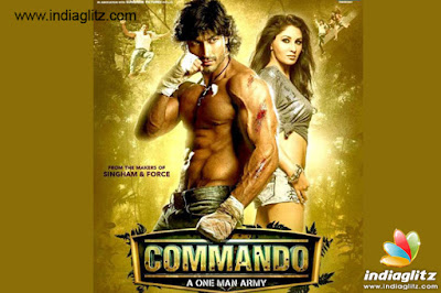 Commando 2 Full Movie In HD