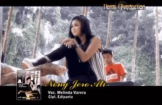 Lirik Lagu Nong Jero Ati - Melinda Varera