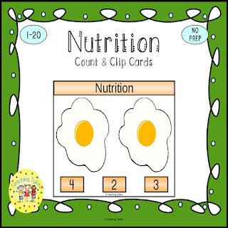 https://www.teacherspayteachers.com/Product/Nutrition-Task-Cards-903219