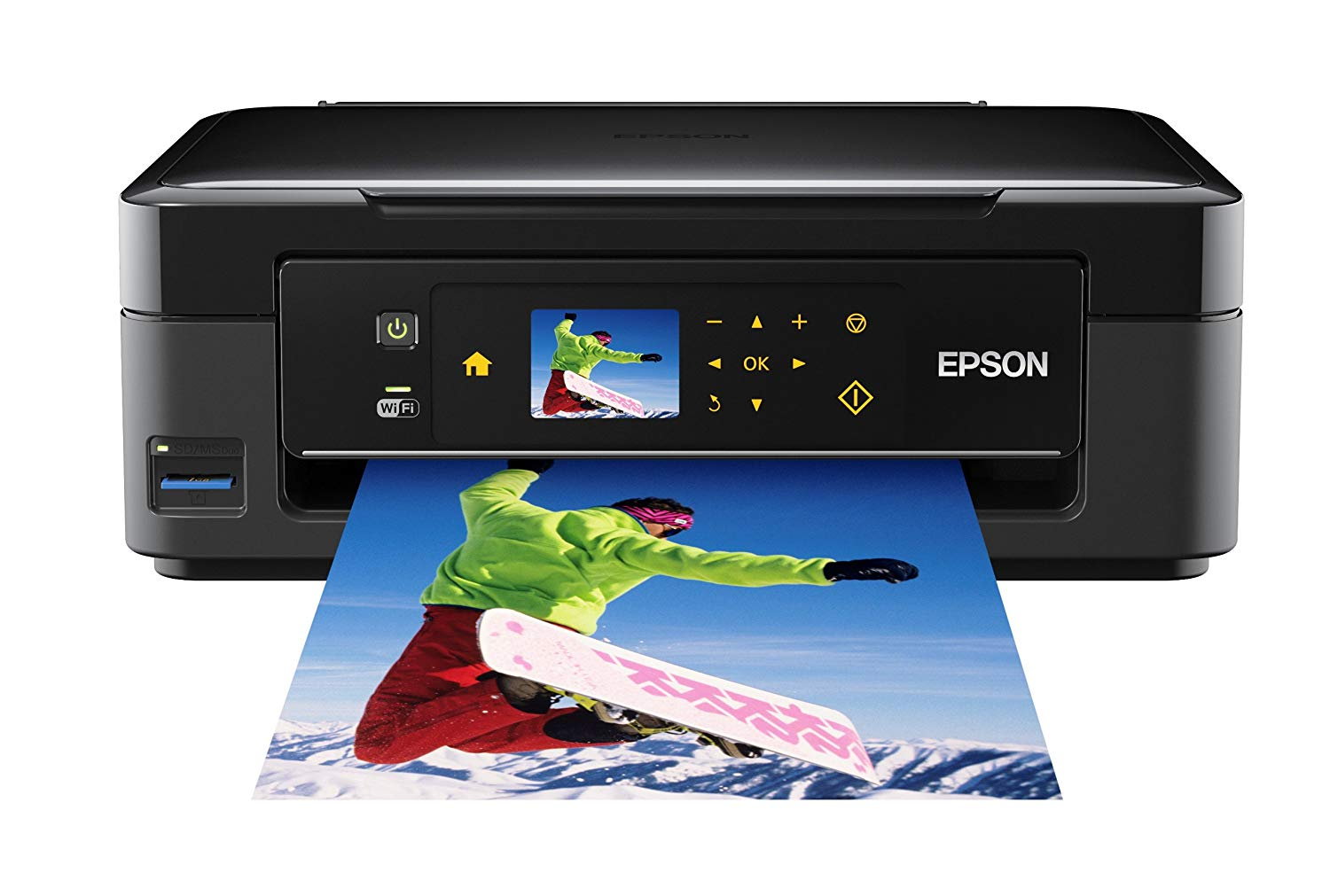 7 EPSON GRATUIT WINDOWS TÉLÉCHARGER 32 DRIVER SX218 BITS