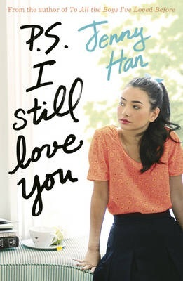 P.S. I Still Love You by Jenny Han UK Cover