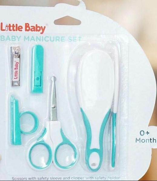 Cara Memotong Kuku Bayi yang Benar dan Aman