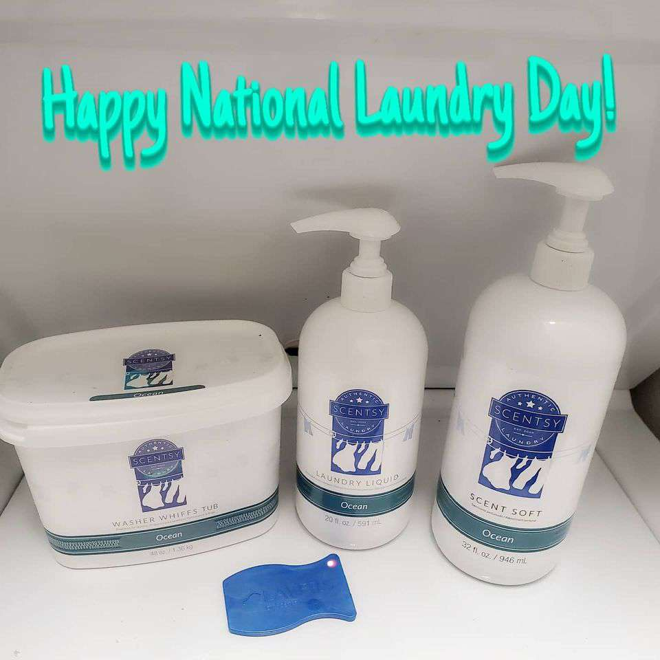 National Laundry Day Wishes Photos