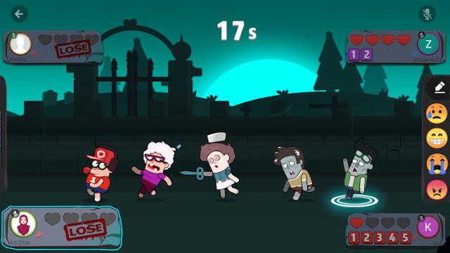 zombie chase hago
