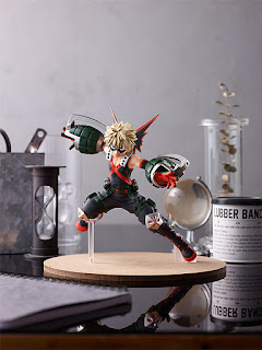 POP UP PARADE Katsuki Bakugo: Hero Costume Ver., Good Smile Company