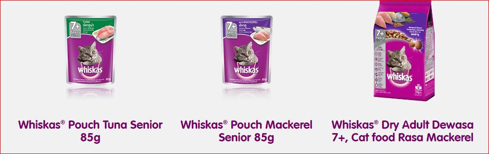 harga makanan kucing whiskas di indomaret
