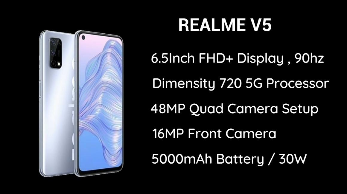 realme v5 bd price