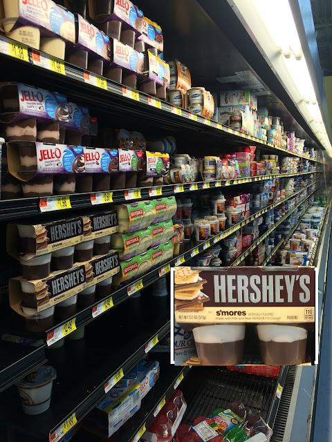 Chocolate S'mores Pudding Pie Recipe #ReadySetSnack