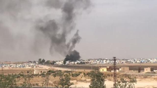 Συρία: Τρεις Τούρκοι στρατιώτες νεκροί από έκρηξη παγιδευμένου αυτοκινήτου