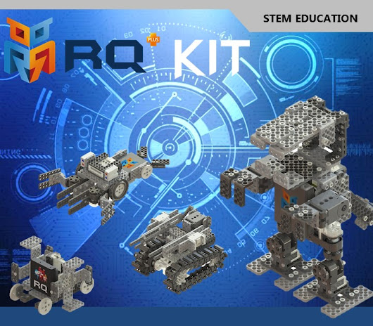 RQ+KIT: Robot Construction Kit