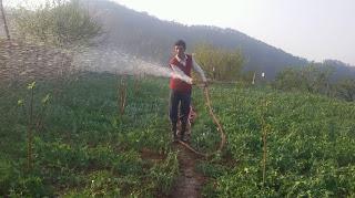 उत्तराखंड के किसान