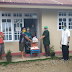 LIMA KELUARGA POSITIF COVID 19,Edward DF Wakil Ketua Komisi B Serahkan Sembako