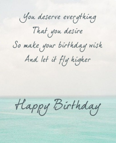 Funny Happy Birthday Poems For Best Friends