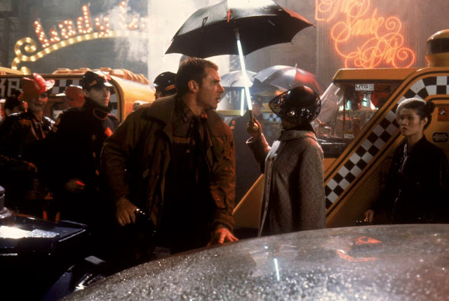 BLADE RUNNER Lampbrella Umbrella