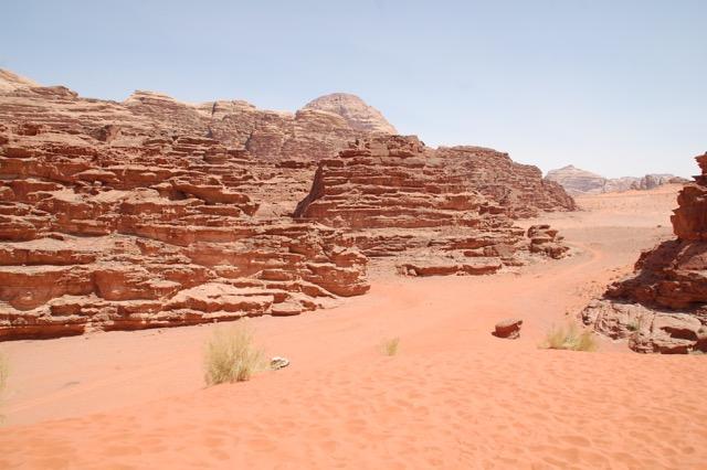 Esplorare il Wadi Rum in Giordania