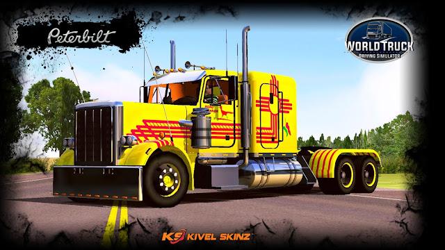 PETERBILT 359 - ROAD RUNNER HD