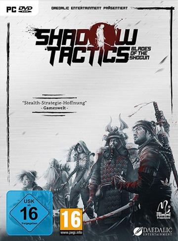 Shadow Tactics: Blades of the Shogun PC Full Español