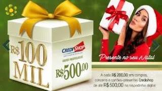Cadastrar Promoção Teresina Shopping Natal 2019 Vira Presente - Prêmios Até 500 Reais