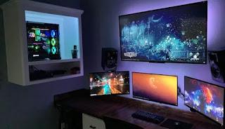 kali ini aku akan membahas perihal artikel Desain Ruang Bermain Video Game Keren Desain Ruang Bermain Video Game Keren