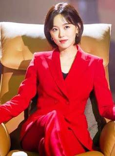 Biodata Kang Han-Na pemeran Won In-Jae