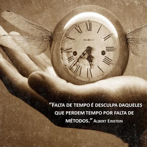 O Tempo não para só porque você está indeciso