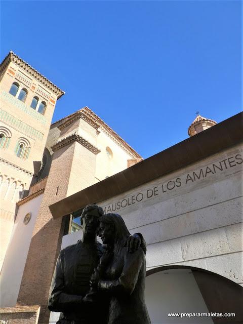 historia o leyenda de los amantes de Teruel
