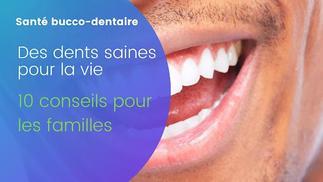 garder des dents saines