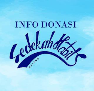 INFO DONASI AGUSTUS 2019