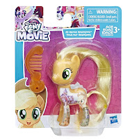 My Little Pony the Movie All About Applejack Brushable