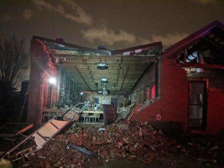 Tornados en EE.UU. causan al menos 22 fallecidos