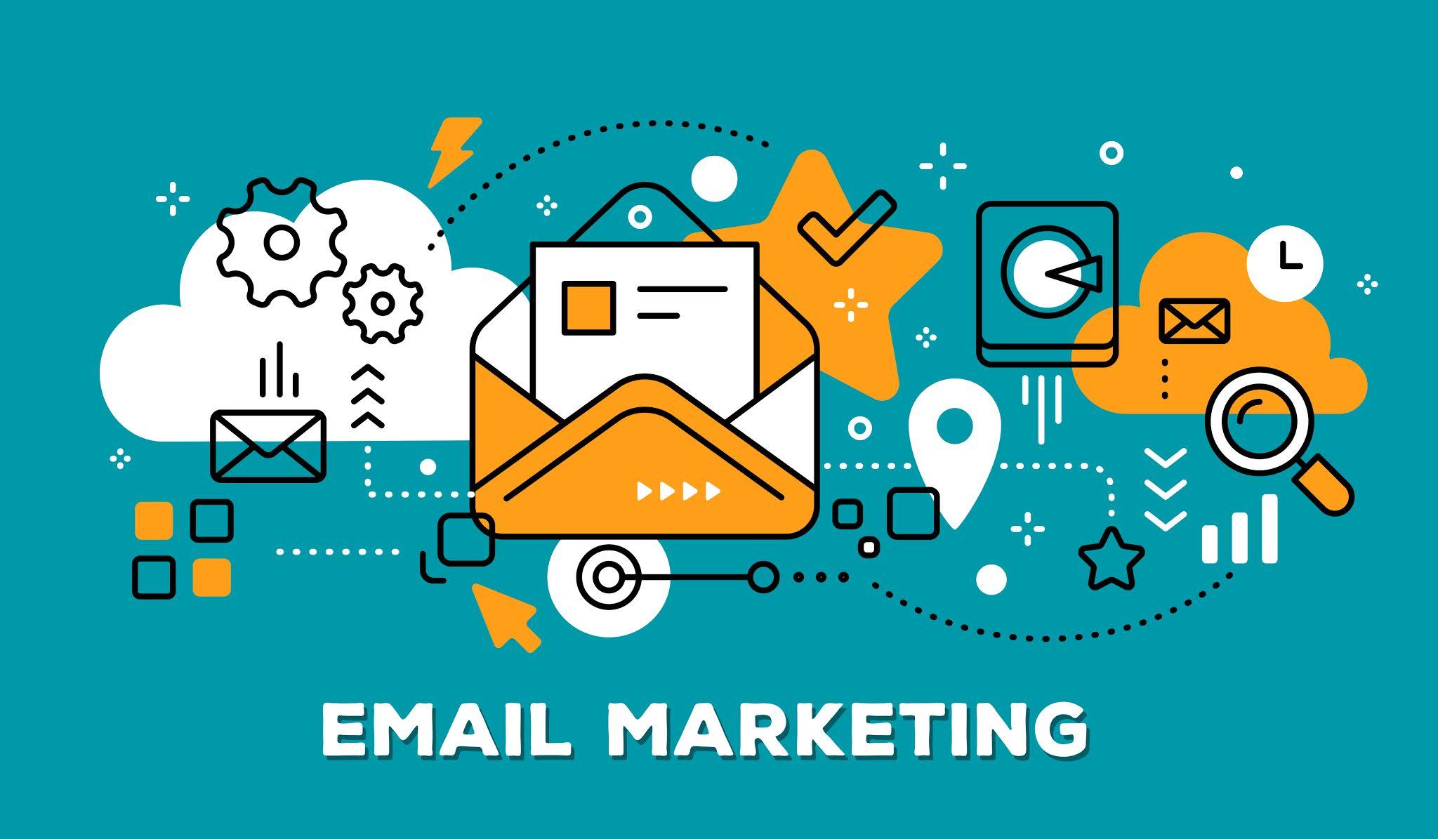 التسويق عبر البريد الاليكتروني - Email Marketing
