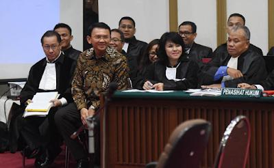 Majlis Hakim Tolak Saksi Ahli Ahok, Ini Alasannya
