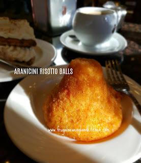 Aranicini Risotto Balls Rice Balls