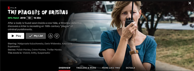 The Plagues of Breslau Netflix Film