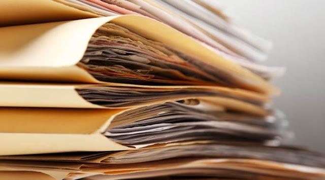 Cara Memelihara Dokumen Fisik Agar Tersimpan Dengan Aman
