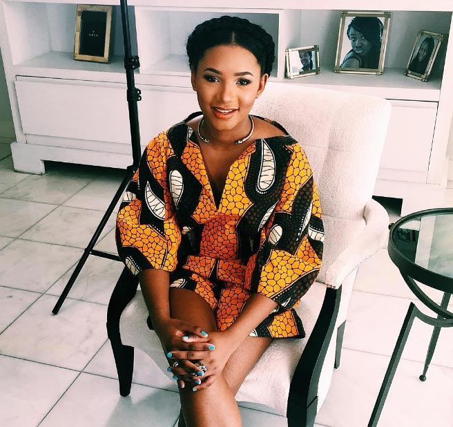 DJ Cuppy's pretty sister Temi Otedola releases new photos