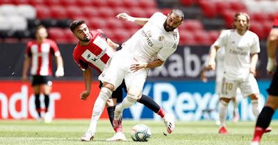 Video Bilbao 0-1 Real Madrid: Kịch tính VAR, penalty kết liễu