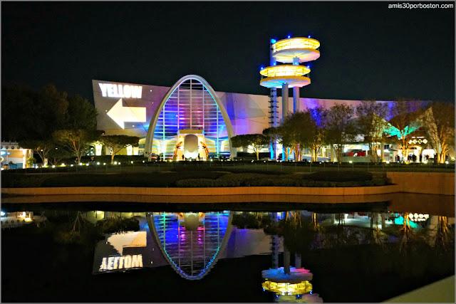 Noche en el Universal Orlando de Florida