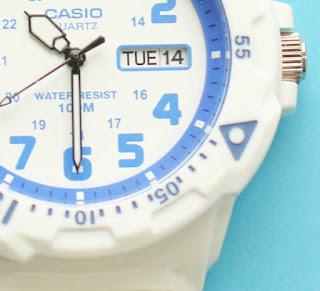 タイマー付き受験用腕時計