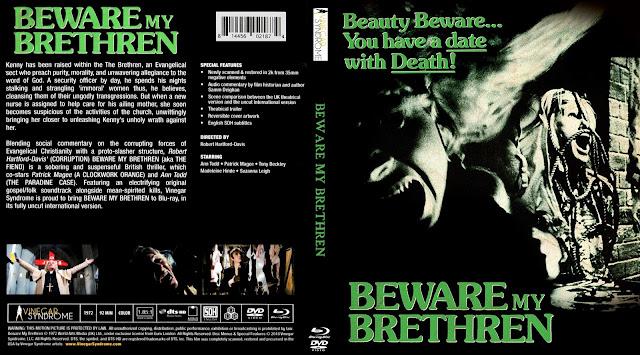 Beware My Brethren Bluray Cover