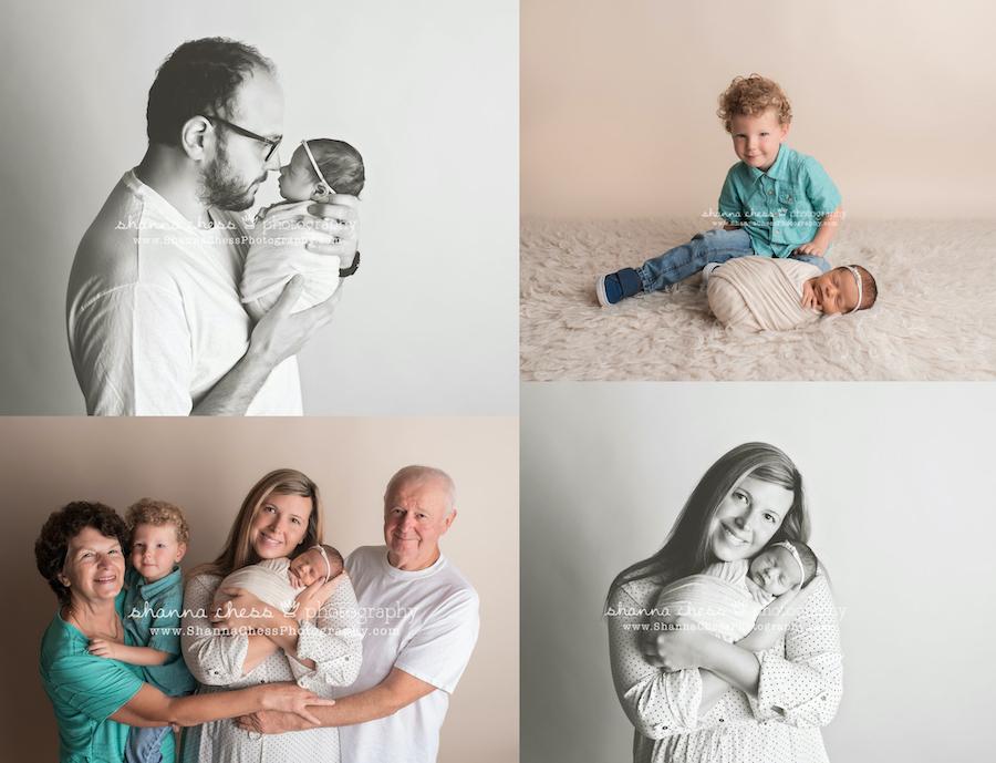 eugene/springfield newborn photographer