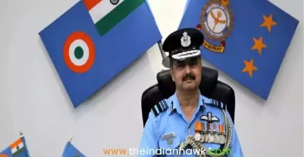 Air Chief Marshal Vivek Ram Chaudhari