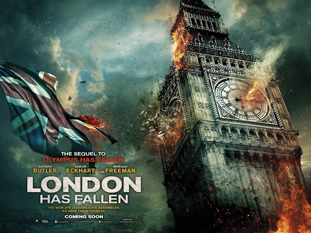 London Has Fallen cu Gerard Butler