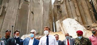 باريس تستضيف مؤتمرًا دوليًا لدعم لبنان في الثاني من ديسمبر المقبل