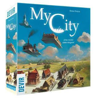 My City (Vídeo reseña) El club del dado My_city