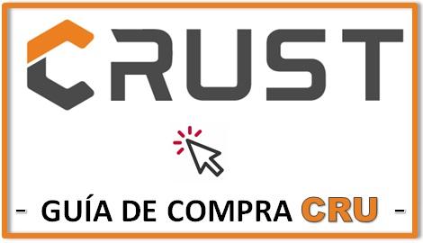 Cómo y Dónde Comprar CRUST (CRU) Criptomoneda