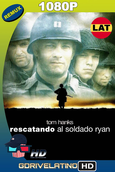 Rescatando al Soldado Ryan (1998) BDRemux 1080p Latino-Ingles MKV
