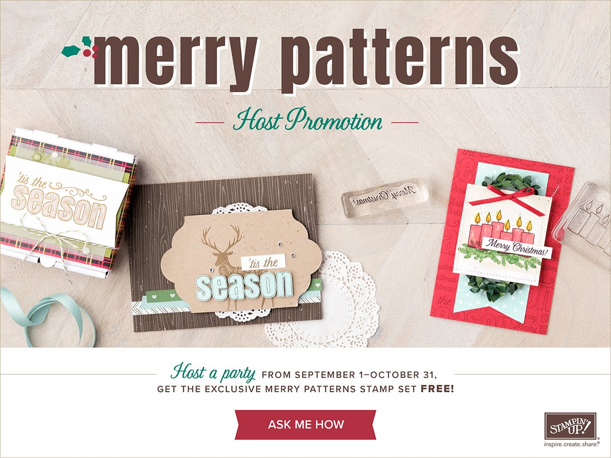 Merry Patterns - Host a Party!