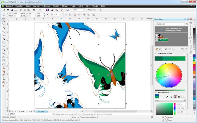 CorelDRAW Graphics Suite X9 2017 F.u.l.l - Phần mềm chuyên dụng làm đồ họa quảng cáo